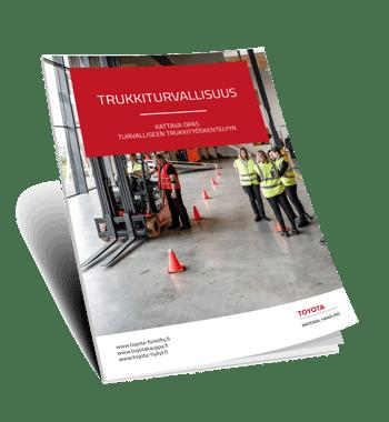 Trukkiturvallisuus - kattava opas turvalliseen trukkityöskentelyyn